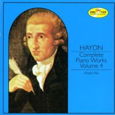Haydn: Complete Piano Works, Vol. 4  Walid Akl Koch Discover CD NEW SEALED Rare