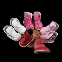 4 Pairs Midcalf Boots Shoes for 18 Inch Doll Girl Our Generation Doll s