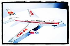 Gioco Latta Vintage Aereo JET AIRLINER MF 883 Batterie ANNI '70 Made in China