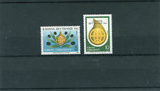 TURCHIA-TURKEY 1979 serie anno della campagna per l'olio d'oliva 2275-76  MNH