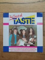 Taste ‎– The Best Of Taste  Polydor ‎– HO17 Vinyl, LP, Compilation