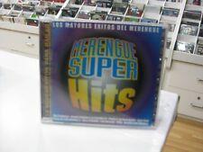 MERENGUE SUPER HITS CD SPANISH 1999