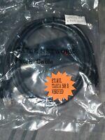 CAT5e 24 Gauge Black 5 ft 350Mhz UTP Patch Ethernet Network Cable Wire RJ45 LAN