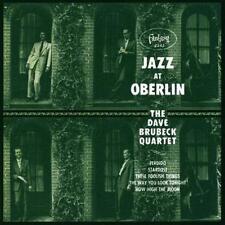 The Dave Brubeck Quartet - Jazz At Oberlin LP REISSUE NEW OJC