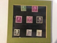 Old Postage Stamps - US