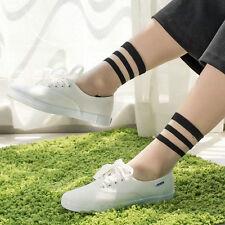 Women black Sexy Cotton Ultrathin Transparent Crystal Lace Elastic Short Socks