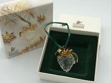 Swarovski Memories Tannenzapfen Ornament 5 cm. mit Ovp & Zertifikat.