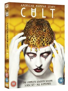 American Horror Story: Cult - The Complete Seventh Season (Box Set) [DVD]