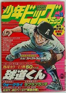Shonen Big Comic 1980 (1980) 15