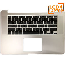 "Pour A1398 Macbook Pro 2015 Retina 15"" Top case Repose-Poignets & US Clavier B661-02536"