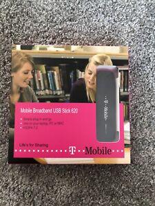 t-mobile mobile broadband usb stick 620