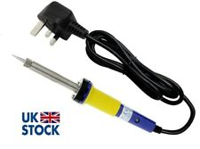 30 W Electric Soldering Solder Iron Pen Yellow CE RoHS UK STOCK-zd-200c SALE