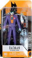 DC Collectibles ~ THE JOKER ACTION FIGURE ~ Batman: The Adventures Continue