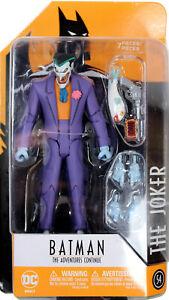 DC Collectibles ~ THE JOKER ACTION FIGURE ~ Batman: The Adventures Continue