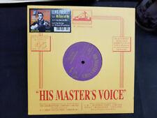 Elvis Presley His Master's Voice Vinyl Records
