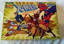 XMEN The Uncanny Deck the Mutants Card Game Marvel Comics Sealed cards Vintage