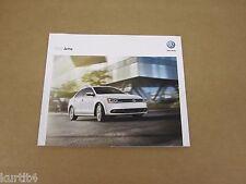 2012 Volkswagen VW Jetta S SE SEL TDI sales brochure dealer catalog literature