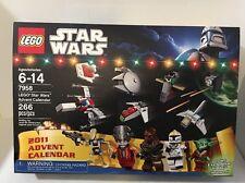 New LEGO Star Wars 7958 Advent Calendar Set 2011