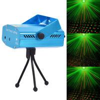 MINI LED R&G Laser Projector Stage Lighting Xmas DJ Disco Party Pub KTV Light
