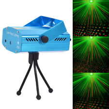 MINI LED R&G Laser Projector Stage Lighting Xmas DJ Disco Party Pub KTV Light