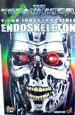 HOT TOYS 1984 THE TERMINATOR T1 T-800 ENDOSKELETON MMS33 1/6 AUTHENTIC MISB RARE