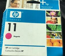 HP 11 Magenta Ink Cartridge Exp 2008 NIB