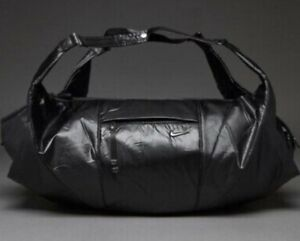 Nike Victory Gym Bag Black shiny Light Shoulder yoga oversized big diaper tote