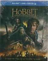 """Blu-ray + DVD """"La Hobbit : La batalla de cinq ejércitos"""" NUEVO EN BLÍSTER"""