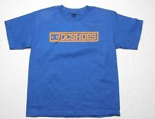 DC Shoes Boys Progro Tee (XL) Royal Blue ADBZ000005