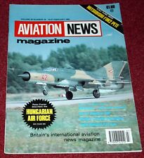 Aviation News 20.18 Hungarian Air Force,F1M2,Blackbushe,RAF 177 Squadron
