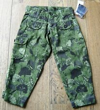 FRED BARE BOYS CARGO PANTS SZ 2 X NEW WITH TAGS