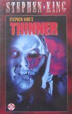 THINNER (STEPHEN KING) - VHS