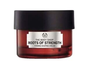 The Body Shop Roots Of Strength Firming Shaping Day Cream 50ml. RRP £28