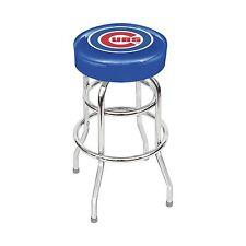 Chicago Cubs Blue Bar Stool Stools
