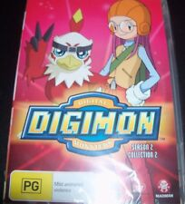 Digimon (Pokemon) Season 2 Collection 2 (Australia Region 4) DVD – New