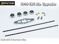 HeliFactor V913 (MonsterTronic MT400) CNC Alu. Rotorkopf Rotor Head HFV91304