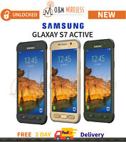 NEW Samsung Galaxy S7 ACTIVE 32GB (SM-G891A, GSM Unlocked) - All Color