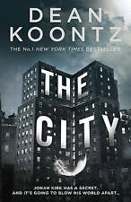 THE CITY By Dean Koontz Paperback NEW Thriller Book 2013 Fast & Free Shipping