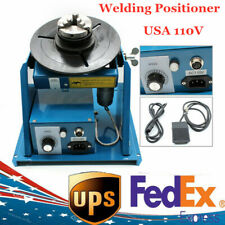 New listing Welding Machine Rotary Welding Positioner Turntable Table High Positioning Accur