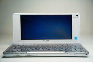 Sony Vaio P (VGN-P11ZR) White