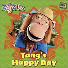 ZingZillas: Tang's Happy Day, New, BBC Book