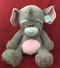 """ME TO YOU BEAR TATTY TEDDY NEW 2017 X-LARGE 24"""" WILDLIFE OUTFIT ELEPHANT GIFT"""