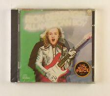 CD - Rick Derringer - All American Boy - #A1786 - RAR