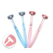 1xplastic tongue tounge cleaner scraper dental care oral hygiene moFY