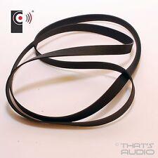 Fits GARRARD Replacement Turntable Belt GT35 GT350A GT350AP GT355 GT355AP GT35P