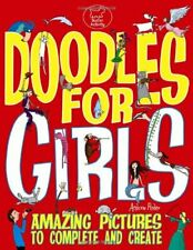 Doodles For Girls (Buster Activity)-Andrew Pinder