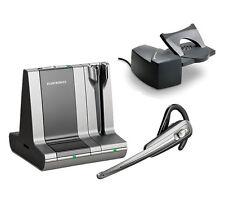 Plantronics WO100 Savi Office Wireless Headset System + HL10 Lifter (C)