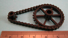 Delrin Chain & Sprocket Drive System for 4mm 7mm 16mm 7/8 Scales S O SM32 45mm G