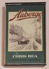 CHRIS REA - Auberge - CASSETTE SINGLE