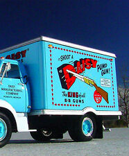 RAREST - 1953 DAISY PUMP GUN TRUCK - First Gear 1953 FORD C600